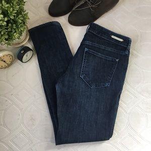 Anthropologie Pilcro Letterpress Jeans size 27